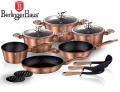 GARNKI BERLINGER HAUS METALLIC LINE COPPER 14 ELE [BH-1123]