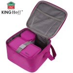 TORBA OBIADOWA LUNCH BAG KINGHOFF [KH-1135]