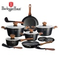 GARNKI BERLINGER HAUS EBONY ROSE WOOD 15 ELE [BH-1537]