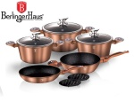 GARNKI BERLINGER HAUS METALLIC LINE COPPER 10 ELE [BH-1220]