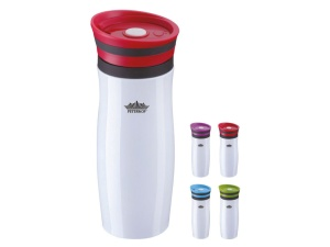 KUBEK TERMICZNY QUICK STOPPER 400ml PETERHOF [PH-12413]